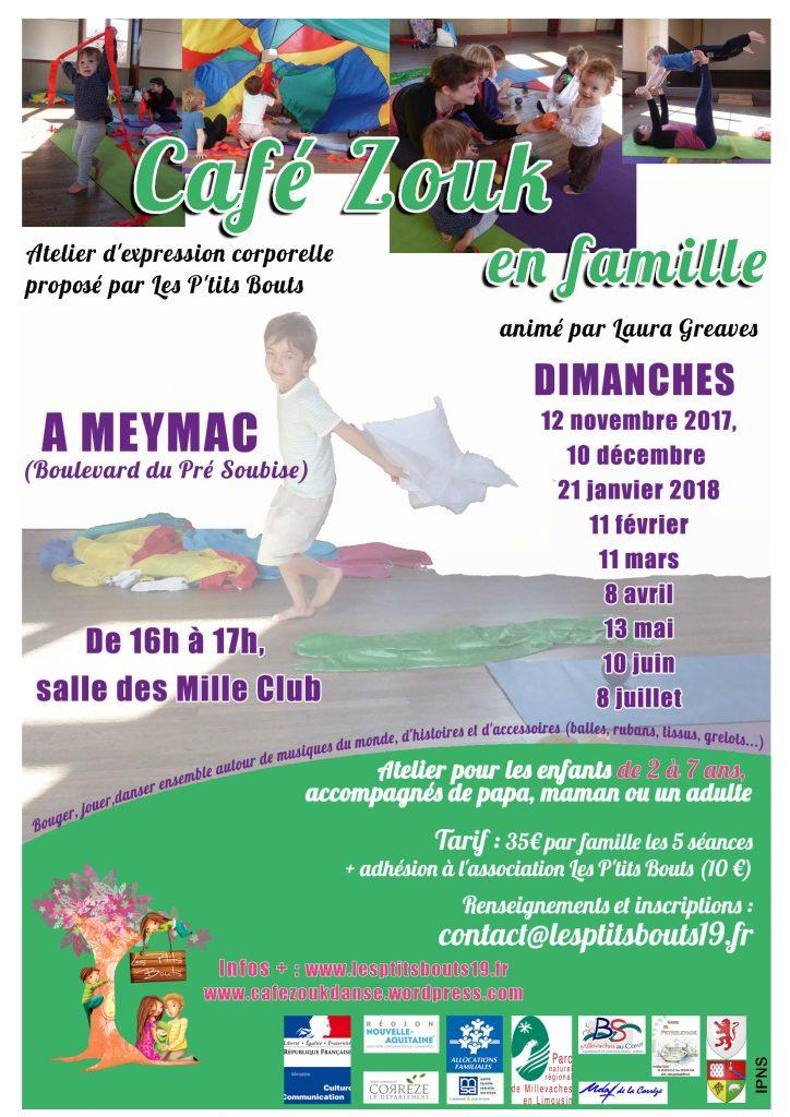 Cafézouk en famille : MEYMAC @ Salle Mille Club | Meymac | Aquitaine-Limousin-Poitou-Charentes | France