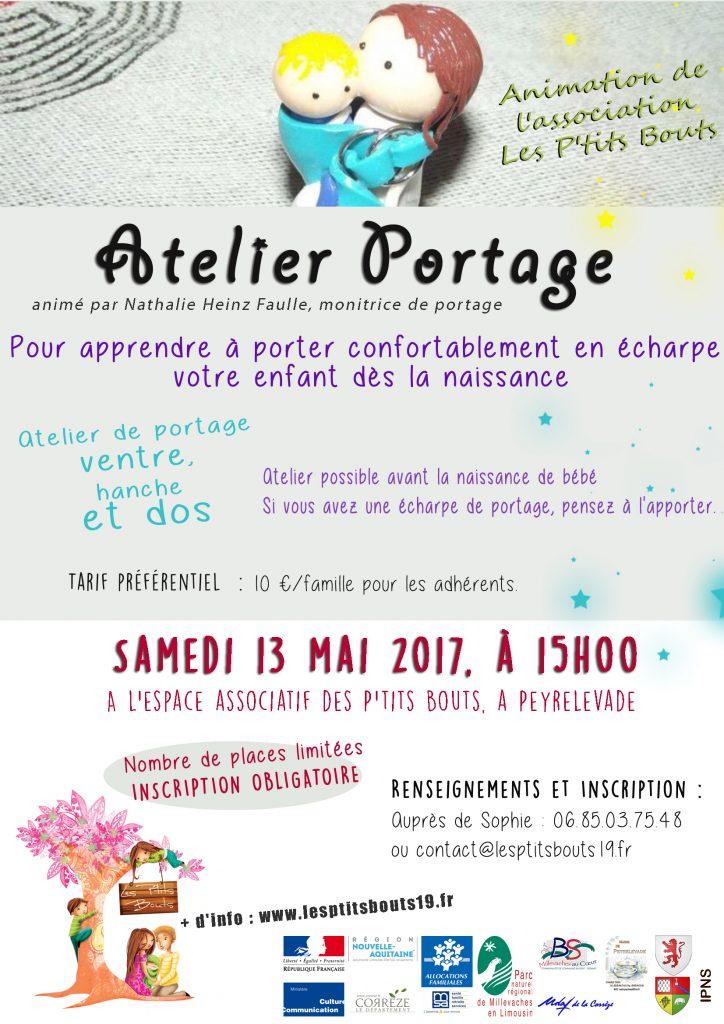 d23f941bcd6 Atelier de portage - Les P tits Bouts