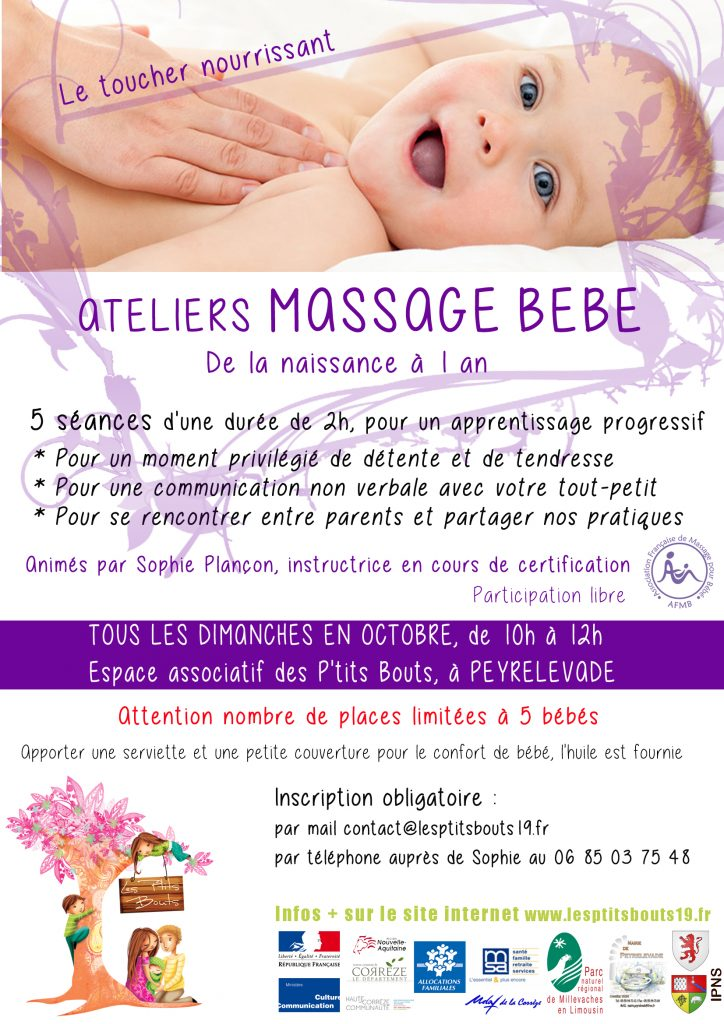affiche massage oct 2017