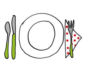 dessin_assiette-couverts