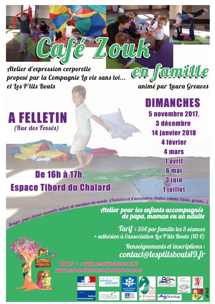 Cafézouk en famille : FELLETIN